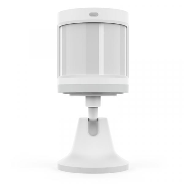 Senzor de miscare smart Aqara, unghi detectie 170⁰, suport inclus, rotatie 360, ZigBee, versiune europeana 1