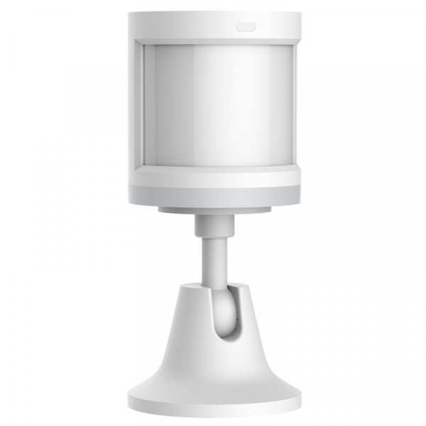 Senzor de miscare smart Aqara, unghi detectie 170⁰, suport inclus, rotatie 360, ZigBee, versiune europeana 3