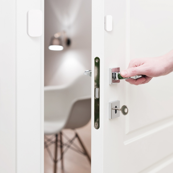 Senzor magnetic Aqara, pentru usi sau ferestre, ZigBee, versiune europeana, compatibil Homekit, MI Home EU 3