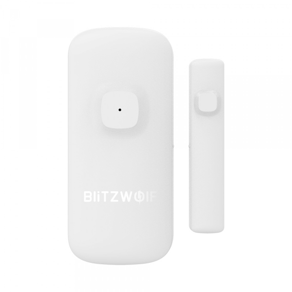 Senzor magnetic Blitzwolf, ZigBee, pentru usa/fereastra, ecosistem Smart Life, 500mAh, compatibil Google & Alexa 0