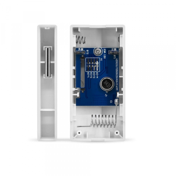 Senzor magnetic Sonoff DW1 pentru usa sau fereastra, 433.92MHz, compatibil hub 433 RF Bridge 2