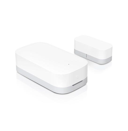 Senzor magnetic smart Aqara, montare pe usa sau ferestre, compatibil Apple HomeKit sau Mi Home App 0