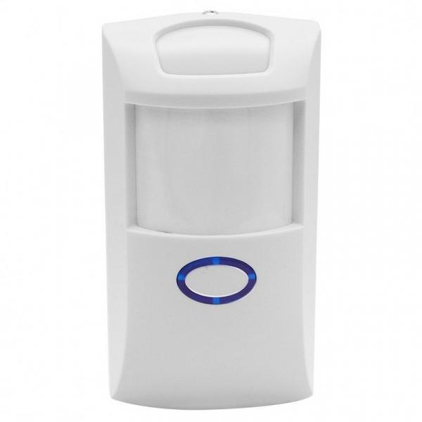 Senzor miscare Sonoff PIR2, IR, 433MHz, unghi detectie 110°, distanta max detectie 12m, compatibil HUB RF Bridge 0