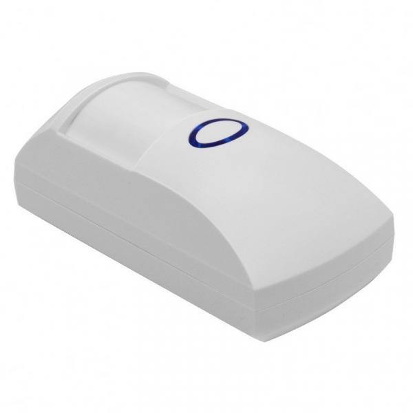 Senzor miscare Sonoff PIR2, IR, 433MHz, unghi detectie 110°, distanta max detectie 12m, compatibil HUB RF Bridge 2
