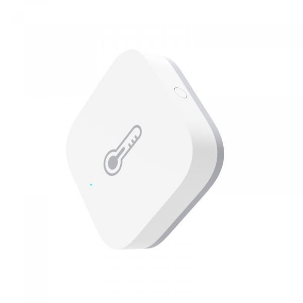 Senzor Aqara monitorizare umiditate, temperatura, presiune, ZigBee, compatibil Homekit, Mi Home, versiune europeana [0]