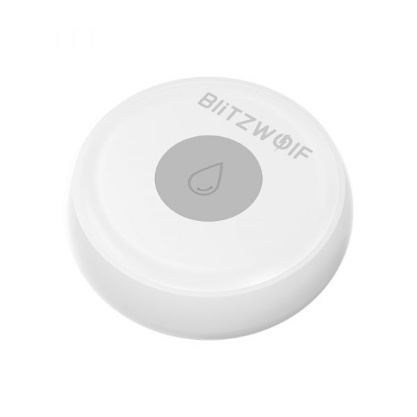 Senzor Blitzwolf detectie inundatie cu protocol Zigbee, pentru ecosistem Smart Life, IP66, notificari push, automatizare 0
