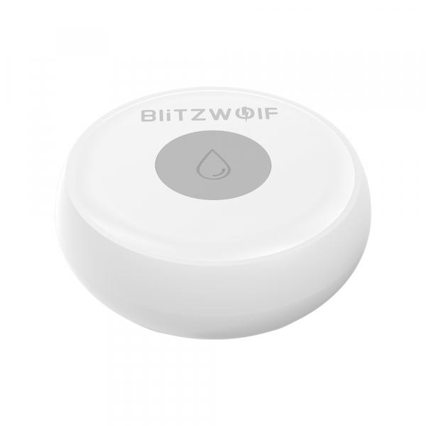 Senzor Blitzwolf detectie inundatie cu protocol Zigbee, pentru ecosistem Smart Life, IP66, notificari push, automatizare 2