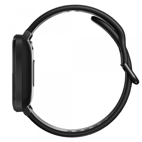 Ceas smart Blitzwolf, display color, HR, waterproof, control muzica, 8 moduri sport, masurarea tensiunii, notificari 4
