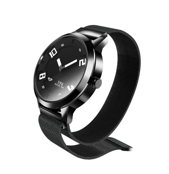 Ceas Lenovo Watch X hibrid, Oled, bluetooth 5.0, 45 zile autonomie, HR, pedometru, waterproof 1