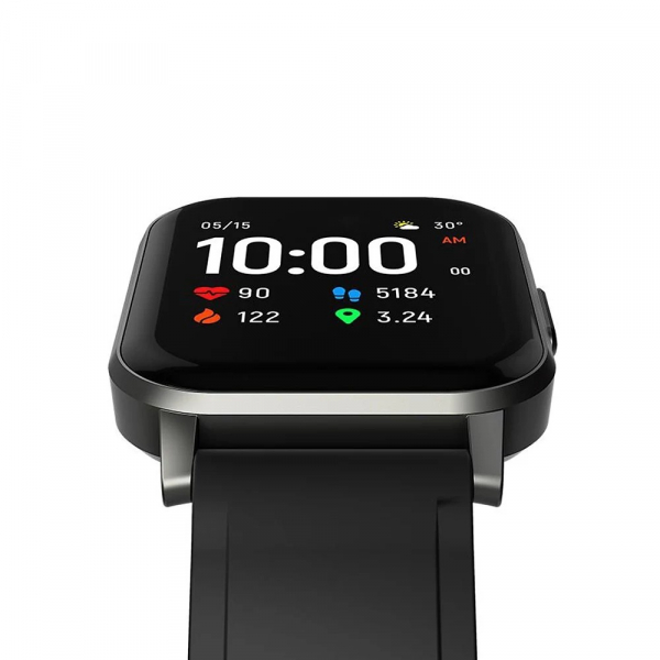 Smartwatch Xiaomi Haylou LS02 resigilat, versiune EU, bluetooth 5.0, 12 moduri sport, 20 zile autonomie, IP68, masurare ritm cardiac 3