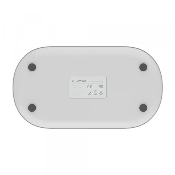 Sterilizator UV Blitzwolf compact pentru telefoane sau obiecte mici, sterilizare 99.99%, difuzor aromaterapie, UV 253.7nm 4