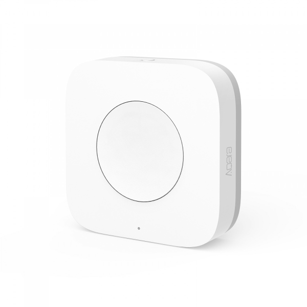 Switch wireless mini Aqara, programabil, ZigBee, versiune europeana, compatibil Apple Homekit, MI Home EU 0
