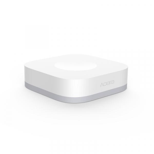 Switch wireless mini Aqara, programabil, ZigBee, versiune europeana, compatibil Apple Homekit, MI Home EU 2