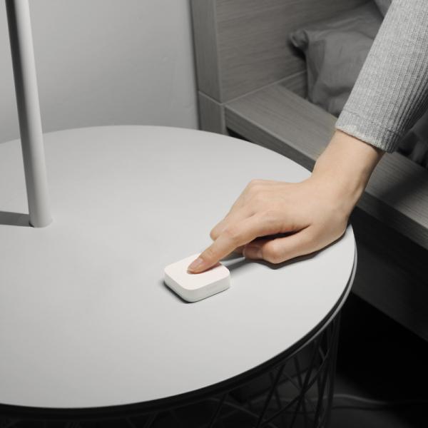 Switch wireless mini Aqara, programabil, ZigBee, versiune europeana, compatibil Apple Homekit, MI Home EU 3