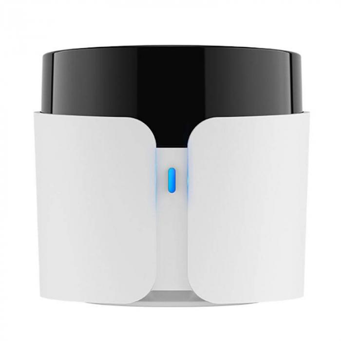 Telecomanda smart universala BroadLink RM4C PRO, 360°, Wi-Fi, acces de la distanta, IR 38KHz, RF 433 MHz, compatibila Google & Alexa 0