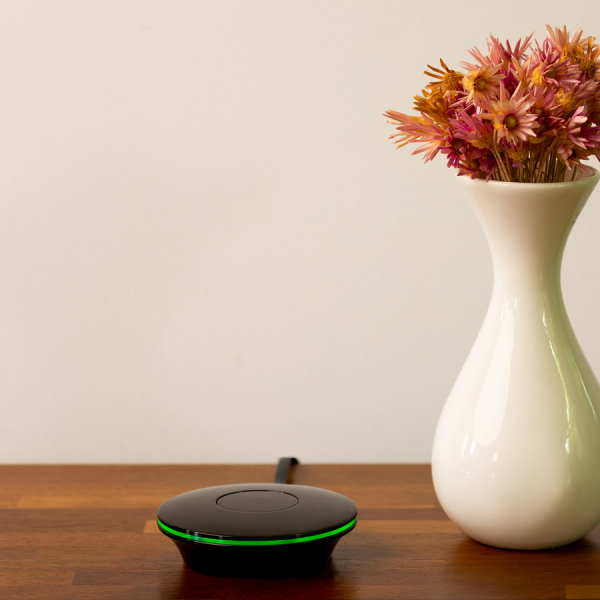 Telecomanda smart Vhub cu IR, Wi-Fi, pentru control TV, aer conditionat, compatibila smart home, Google, Alexa 1