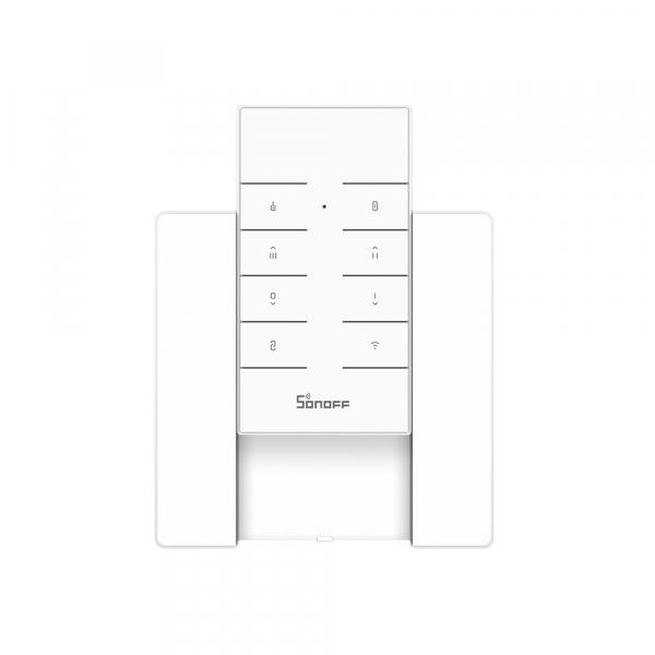Telecomanda Sonoff RM433 cu suport inclus pentru control device-uri in banda 433 MHz 1