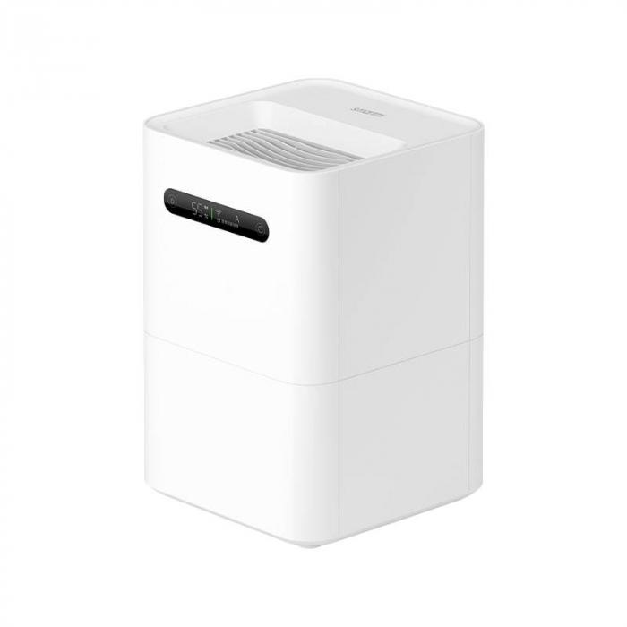 Umidificator de aer Xiaomi Smartmi generatia a 2-a, 260 ml/h, rezervor 4 L, Wi-Fi, LED, compatibil Mi Home EU 1