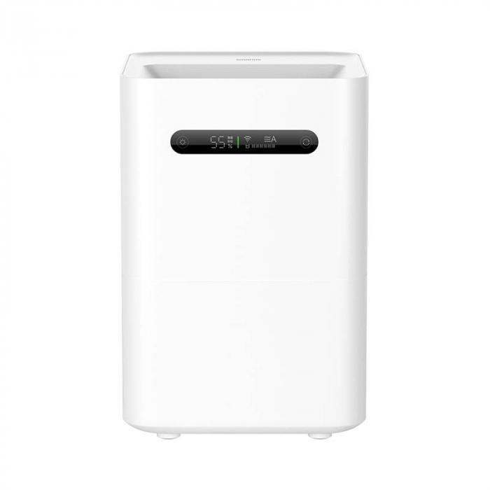 Umidificator de aer Xiaomi Smartmi generatia a 2-a, 260 ml/h, rezervor 4 L, Wi-Fi, LED, compatibil Mi Home EU 0