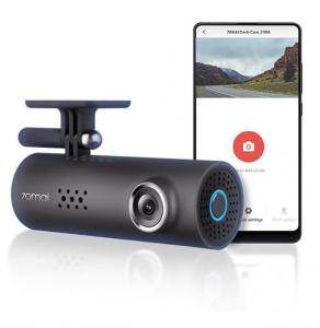 Camera auto 70Mai Dash Cam 1S, WiFi, control voce, control prin aplicatie, Full-HD 1080p,130° wide, varianta EU0