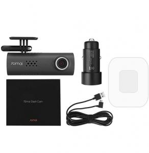 Camera auto 70Mai Dash Cam 1S, WiFi, control voce, control prin aplicatie, Full-HD 1080p,130° wide, varianta EU2