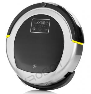 Aspirator smart VROBOT 1, control de la distanta, WiFi, 3000 Pa, functie de spalare - Resigilat