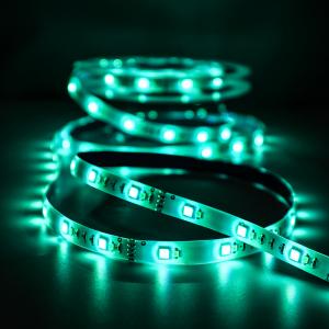 Banda LED RGBW Blitzwolf smart, Wi-Fi, 1250 lumeni, 16 mil culori, IP44, compatibila Google & Alexa, 5 metri2