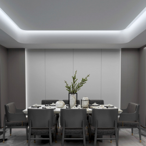 Banda LED Yeelight PRO, 5 metri, Wi-Fi, 500 lm/m, 2700K-6500K, compatibila smart home, alimentare 220-240V6