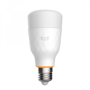 Bec Smart LED Xiaomi Yeelight 1S, alb, 8.5 watt, 800 lumeni, WiFi, Google, Homekit, SmartThings2