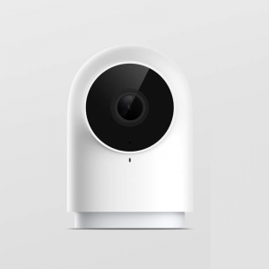 Camera Xiaomi Aqara G2, gateway incorporat, 1080P, tehnologie AI, IR, ZigBee 3.0 & WiFi 2.4Ghz1