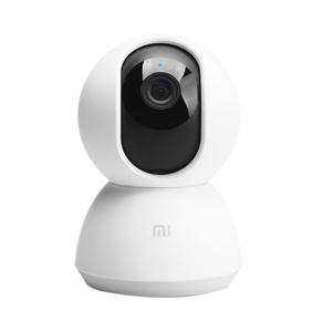 Camera smart Xiaomi 360° FHD 1080P, WiFi, senzor miscare AI, IR, apel bidirectional, versiunea EU0