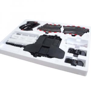 Circuit masinute cu telecomanda Joysway Super 152, lungime 308cm, alimentare cu USB, scala 1:43, faruri LED1