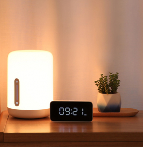 Lampa MI Bedside Lamp 2, compatibila Google, Alexa, smart home & Apple Homekit, Wifi, varianta EU & Globala2