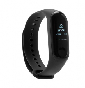Bratara smart Xiaomi MI Band 3, ecran OLED, waterproof, bluetooth 4.2, 20 zile autonomie0