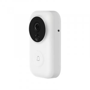 Set sonerie video smart Xiaomi 720p, IR vedere nocturna, senzor miscare, functia AI detectare persoane6