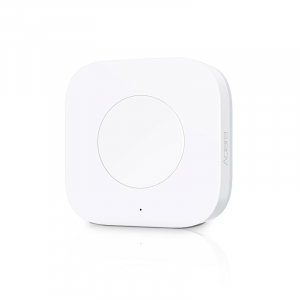 Switch wireless Aqara, programabil la 3 actiuni, ZigBee, compatibil smart home Aqara, Xiaomi, Homekit0
