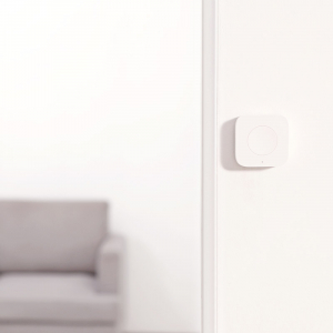 Switch wireless Aqara, programabil la 3 actiuni, ZigBee, compatibil smart home Aqara, Xiaomi, Homekit1