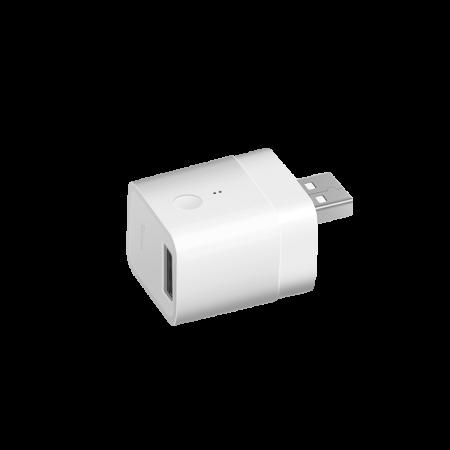 Adaptor cu USB smart Sonoff Micro, Wi-Fi, pentru automatizare device-uri cu USB, compatibil Alexa, Google Home1