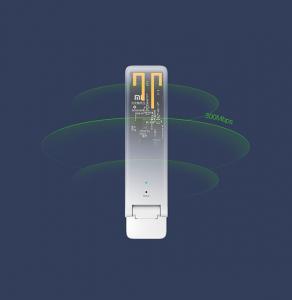 Amplificator, repetator semnal Wifi XIAOMI 300Mbps generatia 2-a3