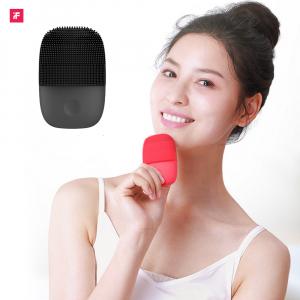 Aparat curatare faciala Xiaomi inFace Sonic, silicon medicinal, generatia a 2-a, 5 programe, waterproof IPX7, Negru4