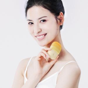 Aparat curatare faciala Xiaomi inFace Sonic, silicon medicinal, tehnologie Sonic, 3 programe, waterproof, verde3