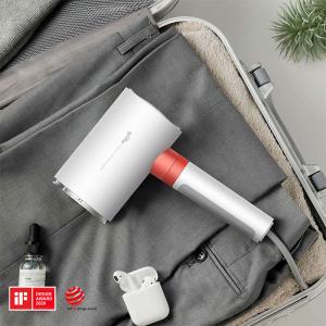 Multifunctional cu aburi Xiaomi Deerma HS200 pentru calcat haine vertical si orizontal, sterilizare abur 180°C, varianta europeana3