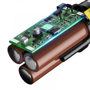 Aspirator auto wireless Baseus A2 generatia a 2-a, 70 Wati, putere de absorbtie 5000Pa, filtrare HEPA, 6000mAh type C [4]