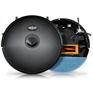 Aspirator robot inteligent Vrobot 3, Wi-Fi, 2500 Pa, AI camera, motor Nidec, compatibil Google & Alexa0