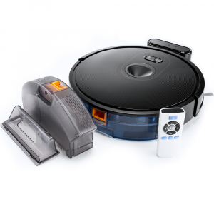 Aspirator robot inteligent Vrobot 3, Wi-Fi, 2500 Pa, AI camera, motor Nidec, compatibil Google & Alexa2