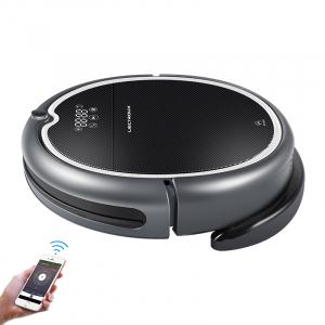 Aspirator robot smart Q8000, Wi-Fi, 3000Pa, acces de la distanta prin aplicatie, aspirare si spalare, navigare 2D [3]