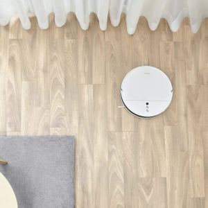 Aspirator robot Xiaomi Dreame F9, 2500 Pa, 150 minute autonomie, slim design 8cm, functie mopping, compatibil ecosistem Mi Home EU2