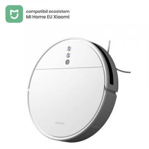 Aspirator robot Xiaomi Dreame F9, 2500 Pa, 150 minute autonomie, slim design 8cm, functie mopping, compatibil ecosistem Mi Home EU0