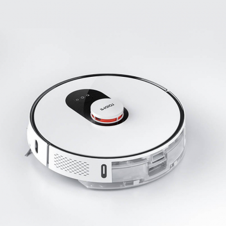 Aspirator robot Xiaomi Roidmi Eve Plus, mopping, functie de golire cos automata, 2700Pa, compatibil Mi Home, Google, Alexa [4]