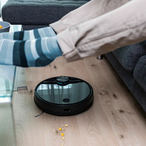 Aspirator robot Xiaomi Viomi V3 2020, navigare laser, 2600 PA, 4900 mAh, compatibil Mi Home versiune EU3
